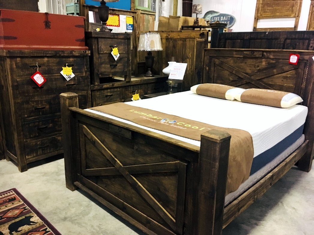 Barter Post - Mossy Oak Bedroom Collection Rainsville AL